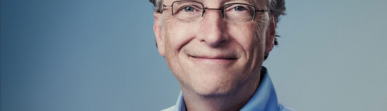 Bill Gates think week uitgelegd