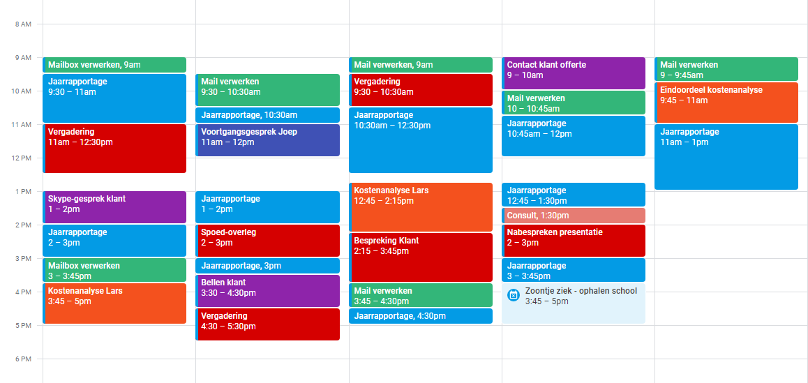 Burn out stress