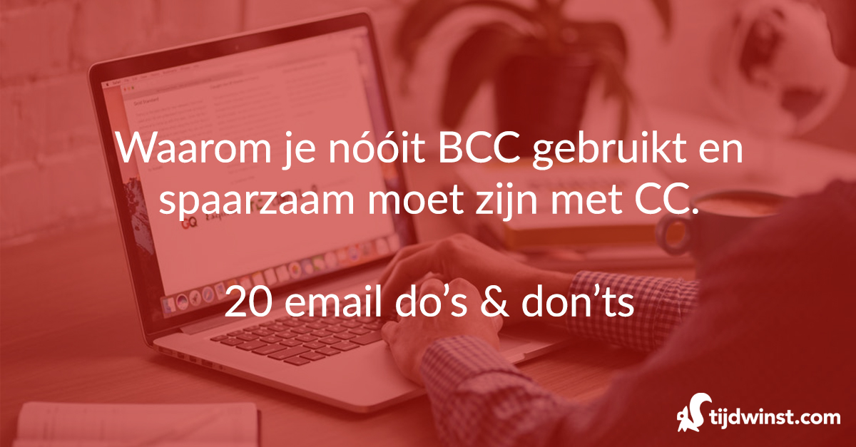 E mail do's and dont's